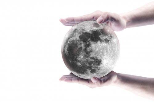 astronominis, astronomija, fonas, išsamiai, detalus, pilnas, pilnas & nbsp, mėnulis, izoliuotas, Luna, mėnulis, mėnulis, mėnulis & nbsp, paviršius, mėnulio šviesa, ranka, rankos, delnus, žmonės, mėnulis