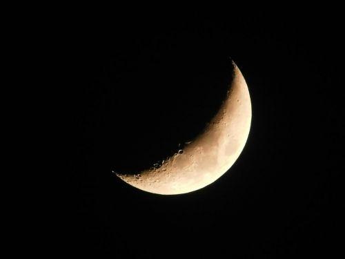 moon crescent moon crescent