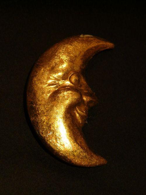 moon golden crescent