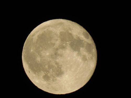 moon full darkness