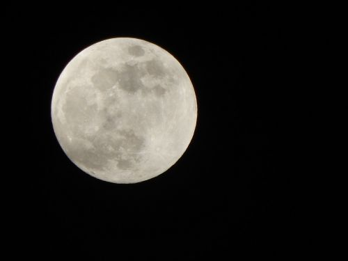 moon space zoom