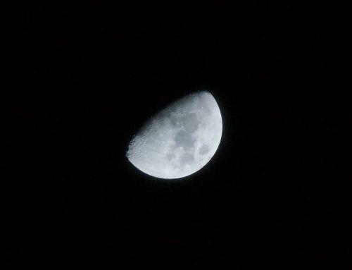 moon night photograph night