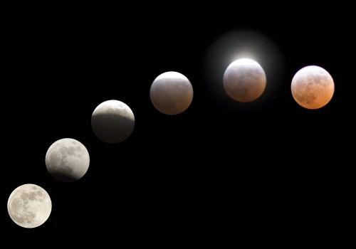 moon lunar lunar eclipse