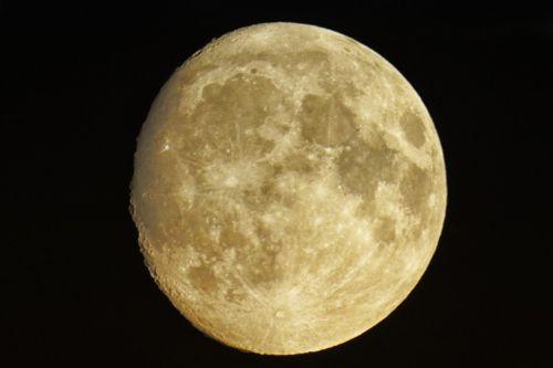moon ache luna