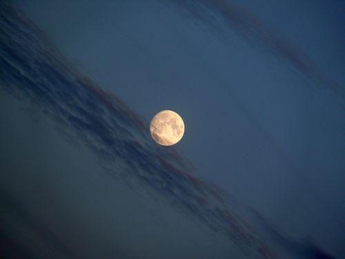 moon moonlight night