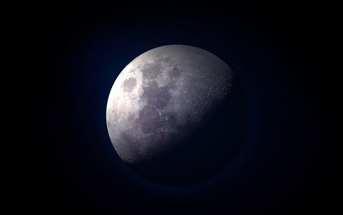 moon full moon moonlight