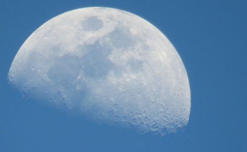 moon sky lunar surface