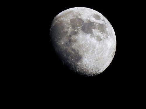 moon space sky
