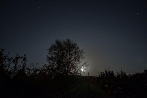 moon night mood