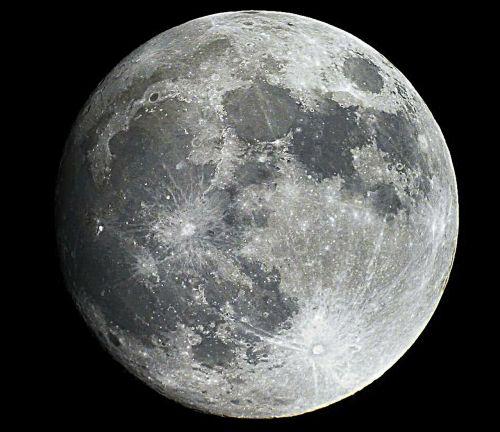 moon full sky