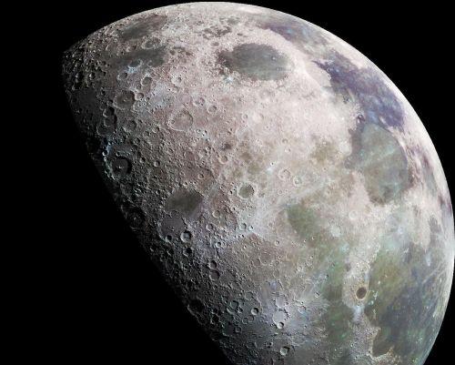 moon half moon half
