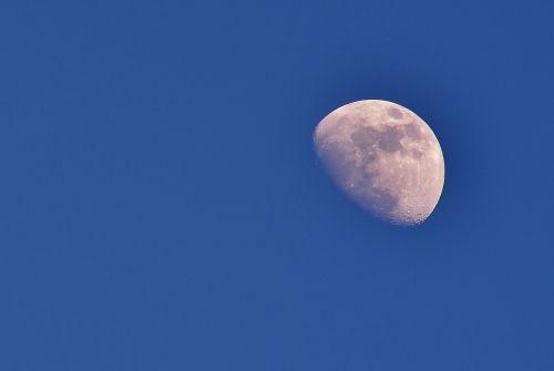 moon sky luna