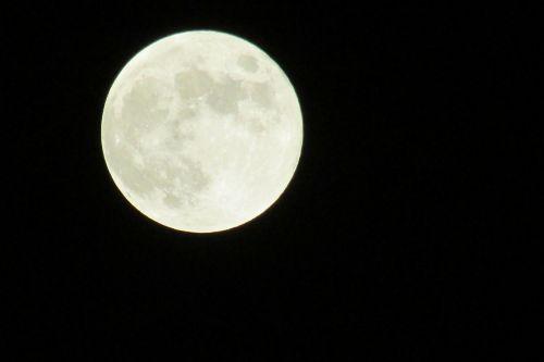 moon lunar full moon