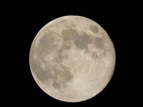 moon  night  sky