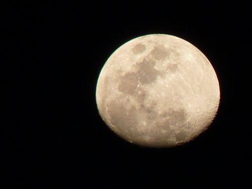 moon astronomy sky