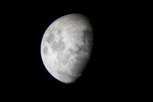 moon first quarter quarter