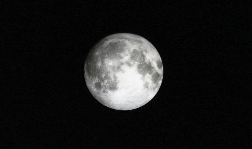 moon full moonlight