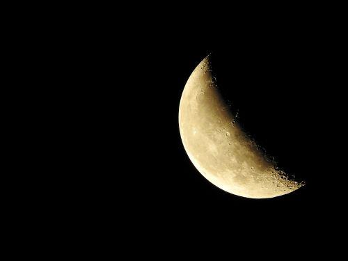 moon crescent crescent moon