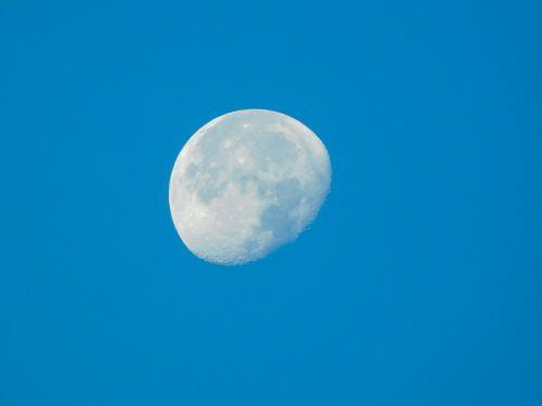 moon sky astronomy