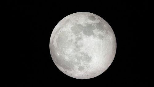 moon solar space