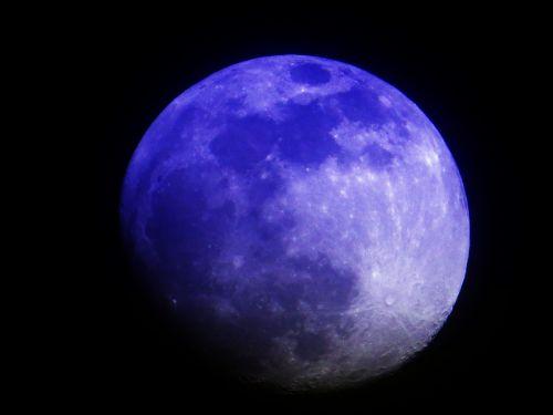 mėnulis, paviršius, naktis, kulka, mėnulio paviršius naktį