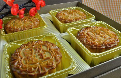 mooncake mooncakes lotus filling