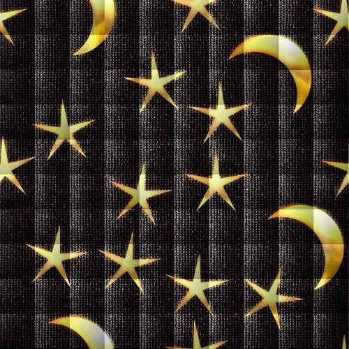 Moons Stars