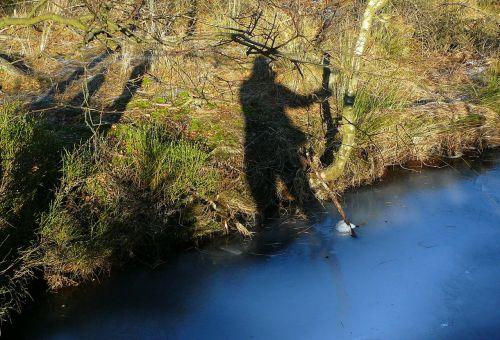 moor lake pond