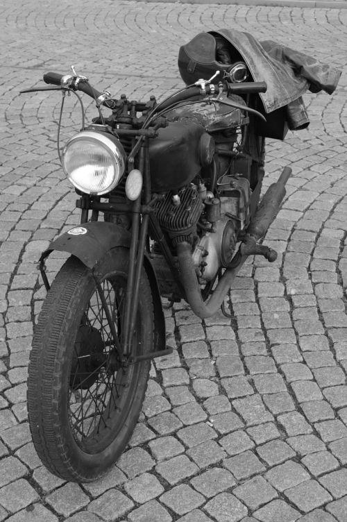 mopedas,moto,dviratis,oldtimer,transporto priemonė,vintage,keliauti ir keliauti