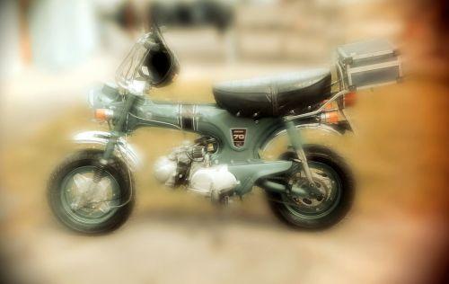 moped nostalgia motorcycle