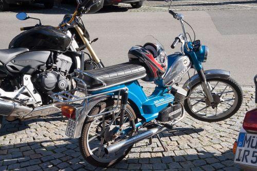 moped zündapp two wheeled vehicle
