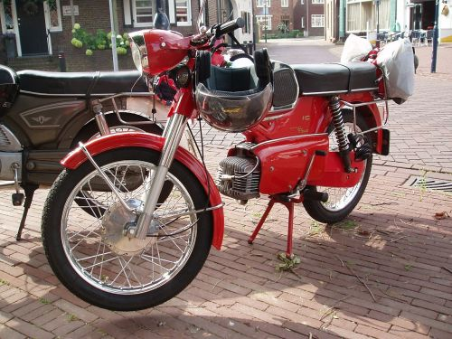 moped oldtimer