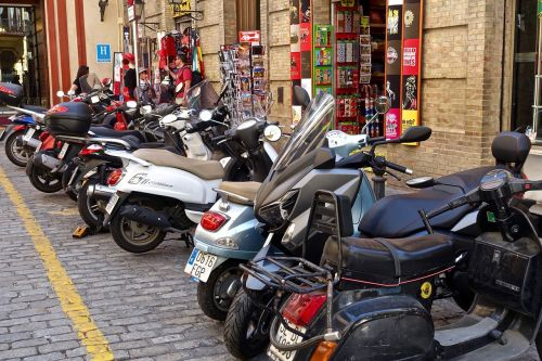 mopeds motorbikes motorcycles