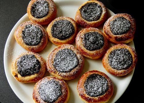 moravian poppy pie
