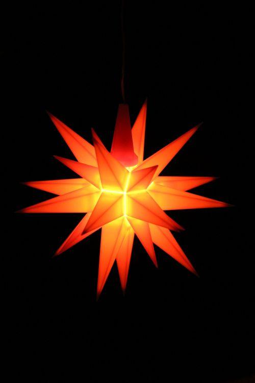 moravian star star bright