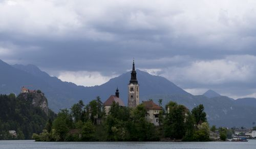 more church bled