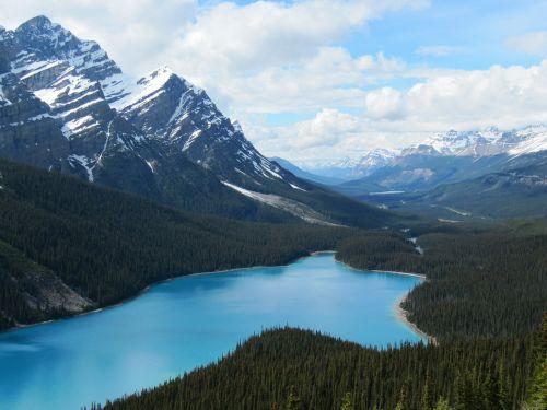 more mountains landscape
