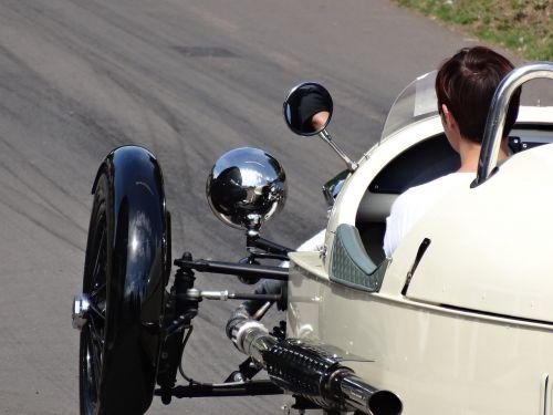 morgan three wheeler shelsley walsh hill climb morgan cars