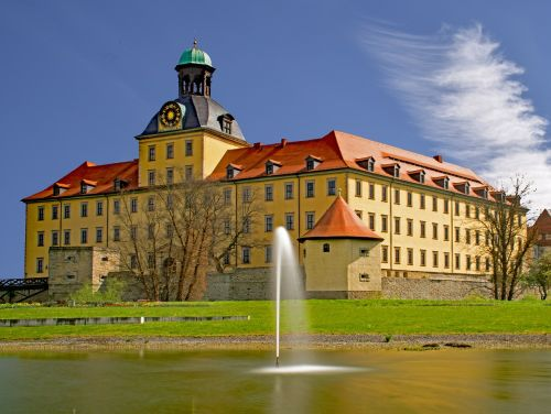 moritz castle zeitz saxony-anhalt