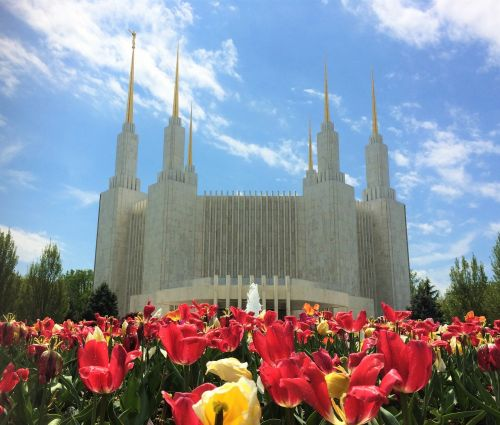 mormon lds temple