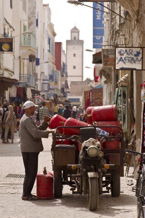 morocco essaouira medina