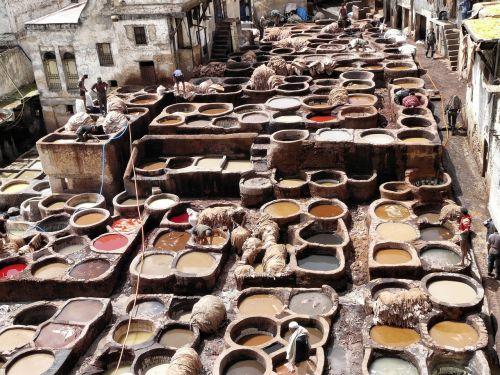 morocco folklore handicraft