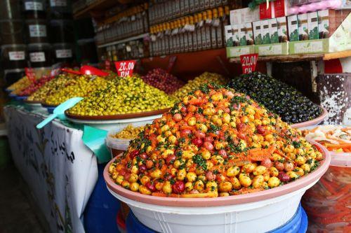 morocco olives market