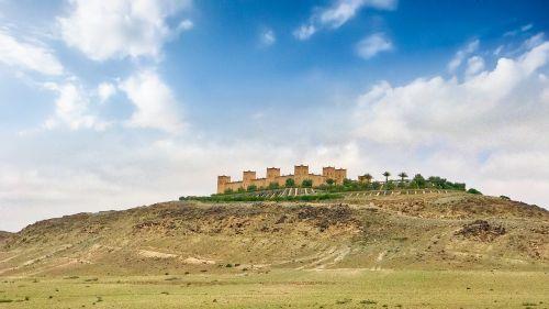 morocco marrakech landscape