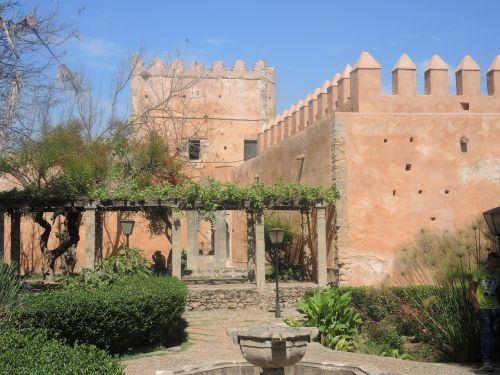 morocco castle