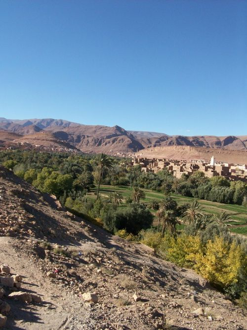morocco rocks high atlas