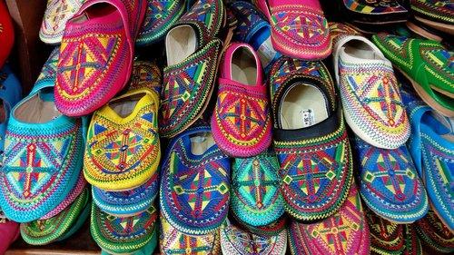 morocco  babouche