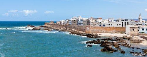 morocco  sea