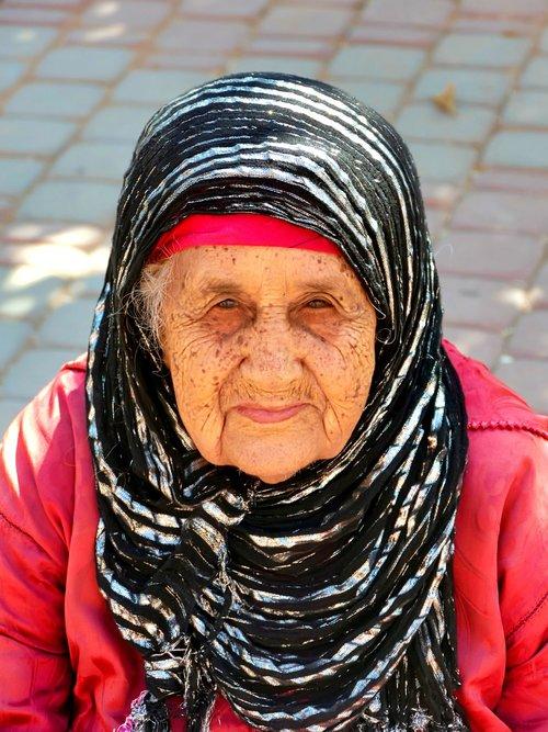 morocco  senior  elderly
