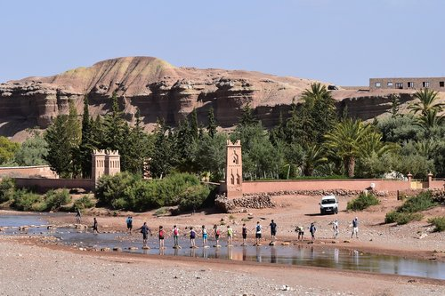 morocco  water  nature